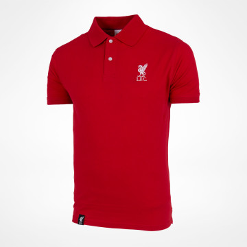 Polo Liverbird Solid - Rød