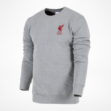 Liverbird Sweatshirt - Grey
