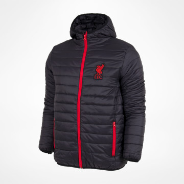 Padded Jacket - Dark Grey