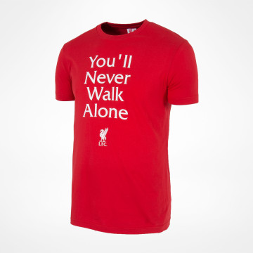 T-shirt You'll Never Walk Alone