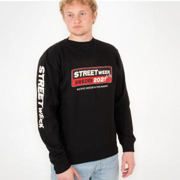 Street Week Logo Sweat