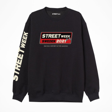 Street Week Logo Sweat