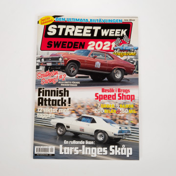 Street Week Magazine