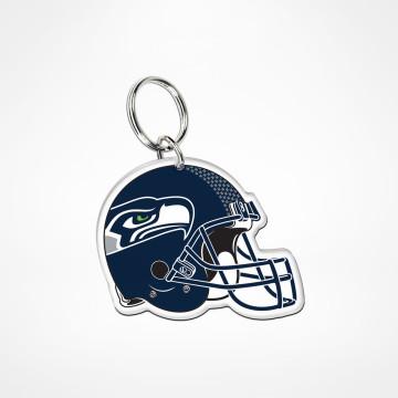 Key Ring Acrylic Helmet