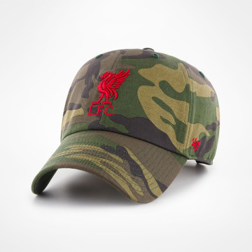 Camo Clean Up Cap