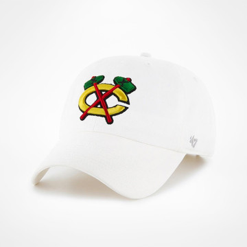 Clean Up Cap - White