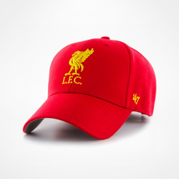 MVP Cap - Red/Yellow