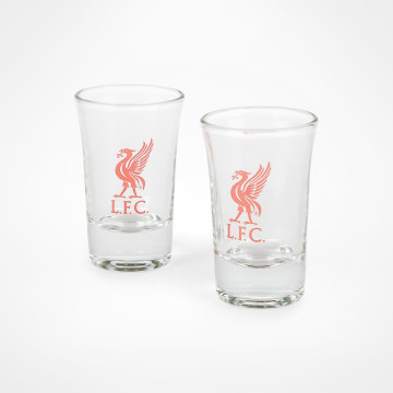 2-pack shotglas Liverbird