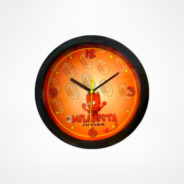 Wall Clock Milanista