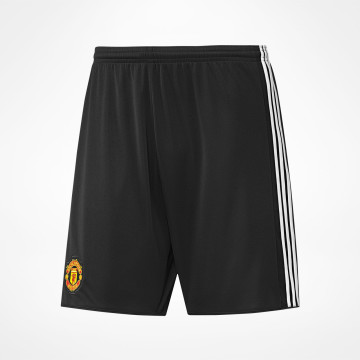 Home Shorts Black 2017/18