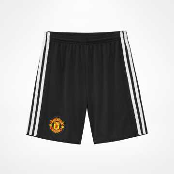 Home Shorts Junior Black 2017/18