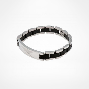 Black Inlay Bracelet