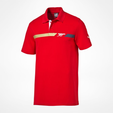 Red Fan Polo