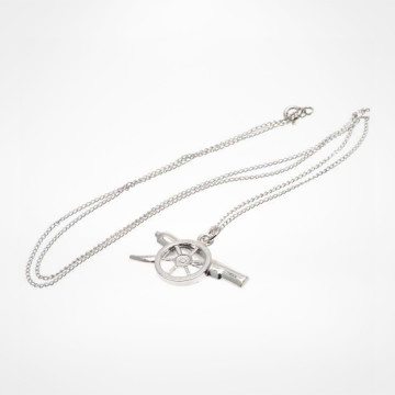 Halsband Pendant & Chain GN
