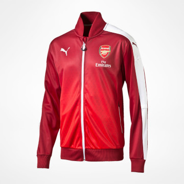 Stadium Jacket - Red