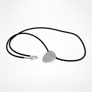 Stainless Steel Pendant & Cord CR
