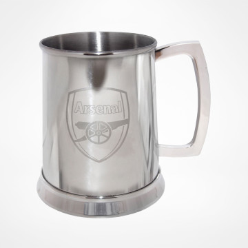 Stainless Steel Tankard