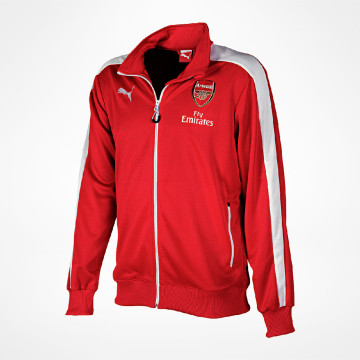 T7 Anthem Jacket - Red