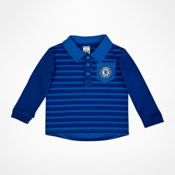 Baby Polo Shirt Stripe