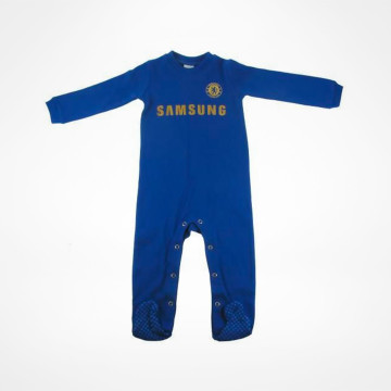 Baby Sleepsuit Blue