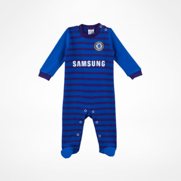 Baby Sleepsuit Stripe