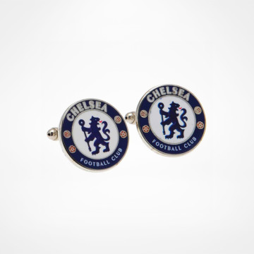 Cufflinks Colour Crest