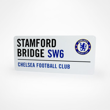 Skylt Stamford Bridge SW6