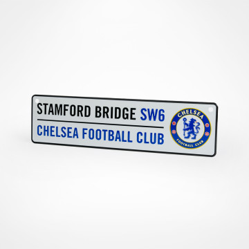 Stamford Bridge SW6 Window Sign
