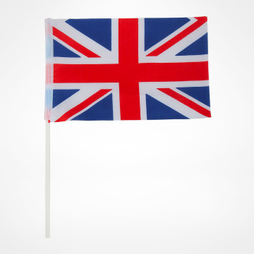 Flagga Union Jack