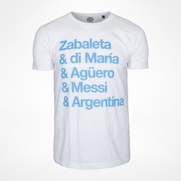 Argentine Heroes T-Shirt