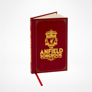 Anfield Song Book