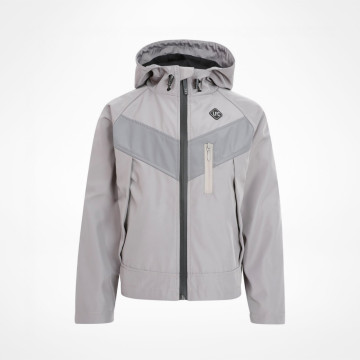 Boys Hooded Lightweight Jkt