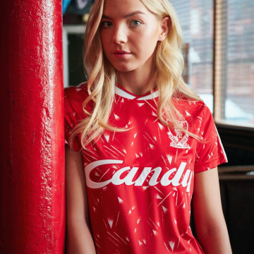 Candy Retro Ladies Shirt 1989/90