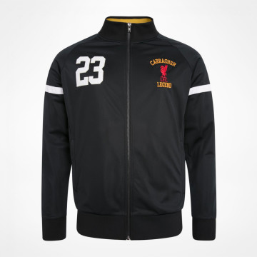 Carragher Jacket - Black