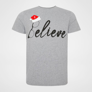 Christmas Believe Tee