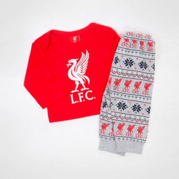 Christmas Liverbird PJ Set
