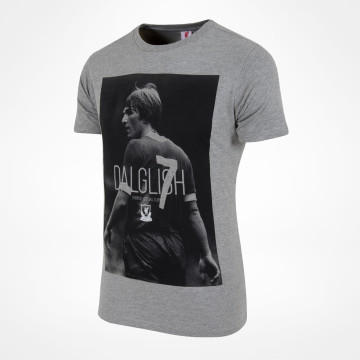 Dalglish Grey Tee