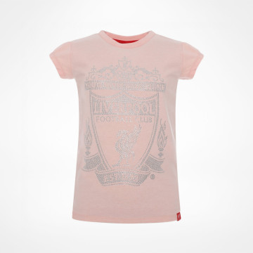 Diamante Crest Tee - Junior