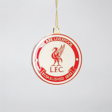 Emblem Christmas Decoration
