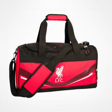 Holdall Black/Red