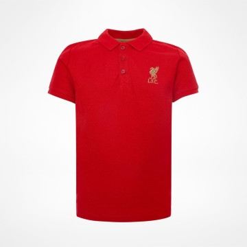 Junior Polo - Red