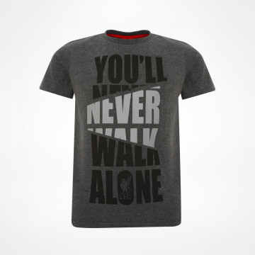 Junior YNWA T-shirt - Grey