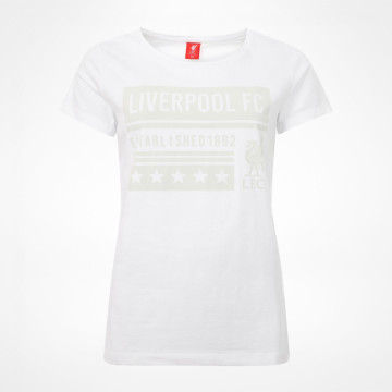 Ladies Liverpool FC Tee
