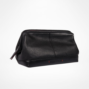Signature Wash Bag - Black