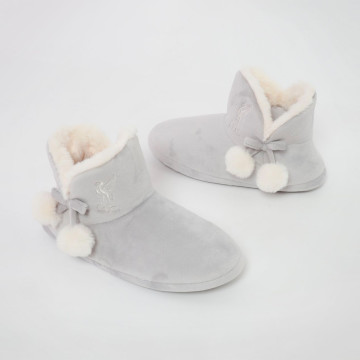 Womens Boot Slipper