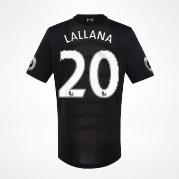 Away Jersey - Lallana 20