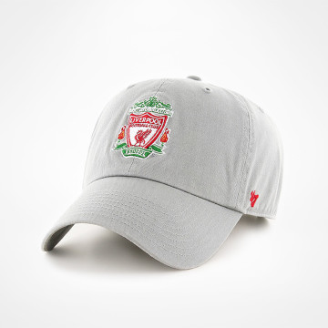 Crest Clean Up Cap - Grey