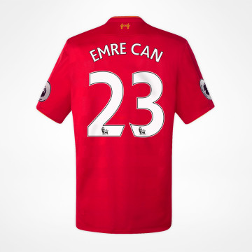Home Jersey - Emre Can 23