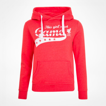 Ladies Got Game Hoodie