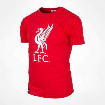 Liverbird Tee - Red